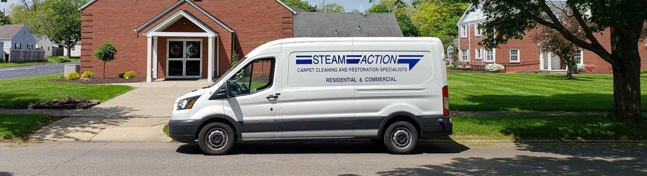 Locally Owned Steam Action Carpet Cleaning