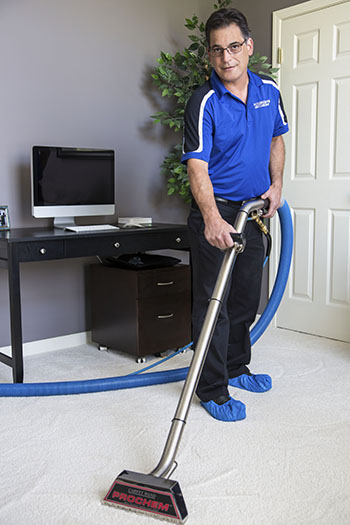 Bob Goodrich carpet cleaning